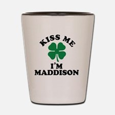 Unique Maddison Shot Glass
