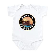 Made in Brooklyn Infant Bodysuit