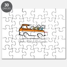 1961 Ford Econoline Pickup Truck Santa Cruz Puzzle