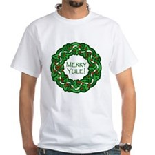 Celtic Yule Wreath Shirt