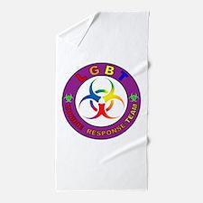 LGBT ZRT Rainbow Beach Towel
