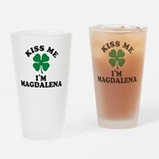 Cute Magdalena Drinking Glass
