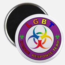 LGBT ZRT Rainbow Magnets