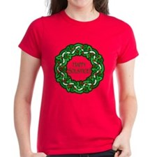 Celtic Solstice Wreath Tee