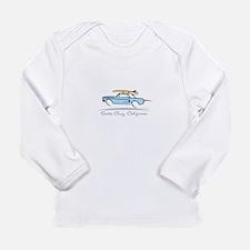 Ford Mustang Hardtop Sa Long Sleeve Infant T-Shirt