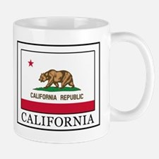 California Mugs