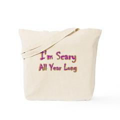I'm Scary Tote Bag