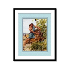 Samson-Brock-9x12 Framed Print