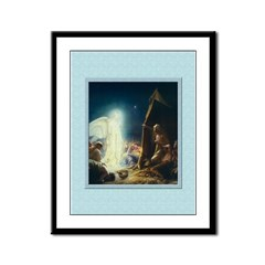 Shepherds-Bloch-9x12 Framed Print