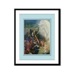 Shepherds-Copping-9x12 Framed Print