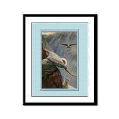 Good Shepherd-Soord-9x12 Framed Print