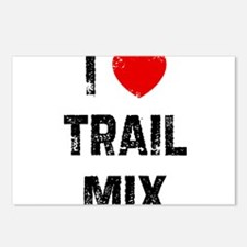 I * Trail Mix Postcards (Package of 8)