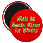 God is Santa Claus for Adults 2.25