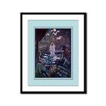 Walking on the Sea-Brock-9x12 Framed Print