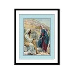 Woman at the Well-Copping-9x12 Framed Print