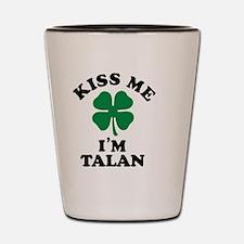 Unique Talan Shot Glass
