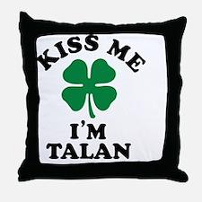 Unique Talan Throw Pillow