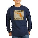 My Florida T-Shirt Long Sleeve Dark T-Shirt