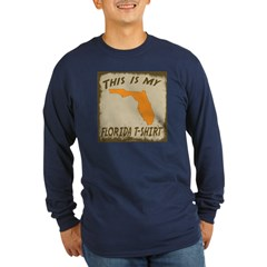 My Florida T-Shirt T