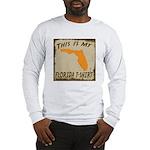 My Florida T-Shirt Long Sleeve T-Shirt