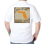 My Florida T-Shirt Golf Shirt