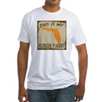 My Florida T-Shirt Fitted T-Shirt