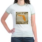 My Florida T-Shirt Jr. Ringer T-Shirt
