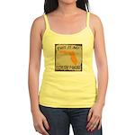 My Florida T-Shirt Jr. Spaghetti Tank