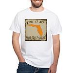 My Florida T-Shirt White T-Shirt