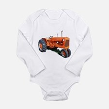 Cool Farmers Long Sleeve Infant Bodysuit