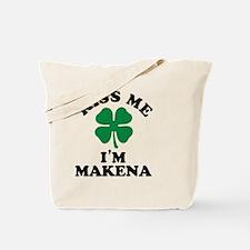 Funny Makena Tote Bag