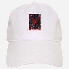 Arts and Crafts Movement Baseball Hat