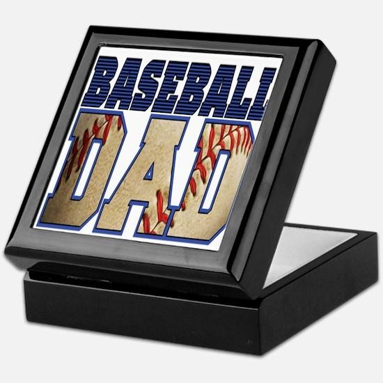 Cute Baseball Keepsake Box
