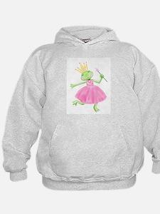 Cool Princess frog Hoodie