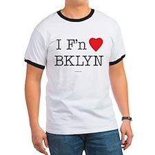 I F'n Love BKLYN T