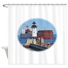 Cute Duluth Shower Curtain