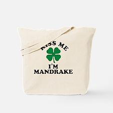 Unique Mandrake Tote Bag