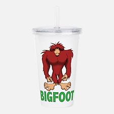 Bigfoot Acrylic Double-wall Tumbler