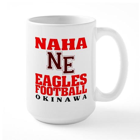Naha Eagles Large Mug