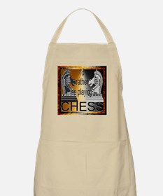 BEAR - Chess - BBQ Apron