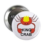 KING CRAB Button