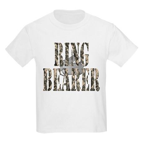 Ring Bearer Kids Light T-Shirt
