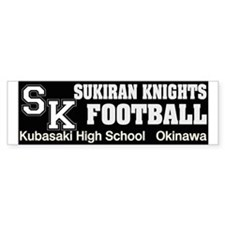 Sukiran Knights Bumpersticker