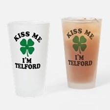 Unique Telford Drinking Glass