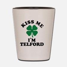 Unique Telford Shot Glass