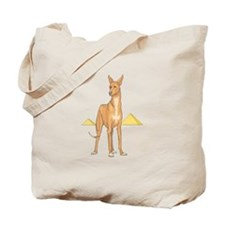 Pharoah Hound Tote Bag
