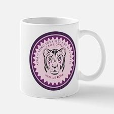 Roar Like A Lioness 2A Mugs