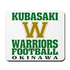 KHS Warriors Mousepad