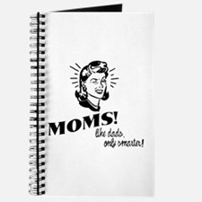 Moms: Like Dads, Only Smarter Journal