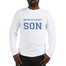 World's Best Son Long Sleeve T-Shirt